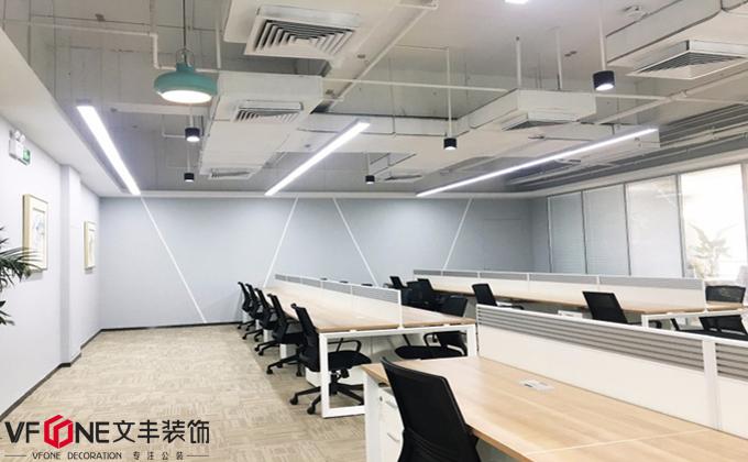 深圳办公室设计装修,南山办公室装修