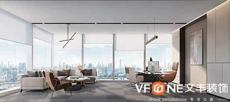 现代办公室装修效果图欣赏